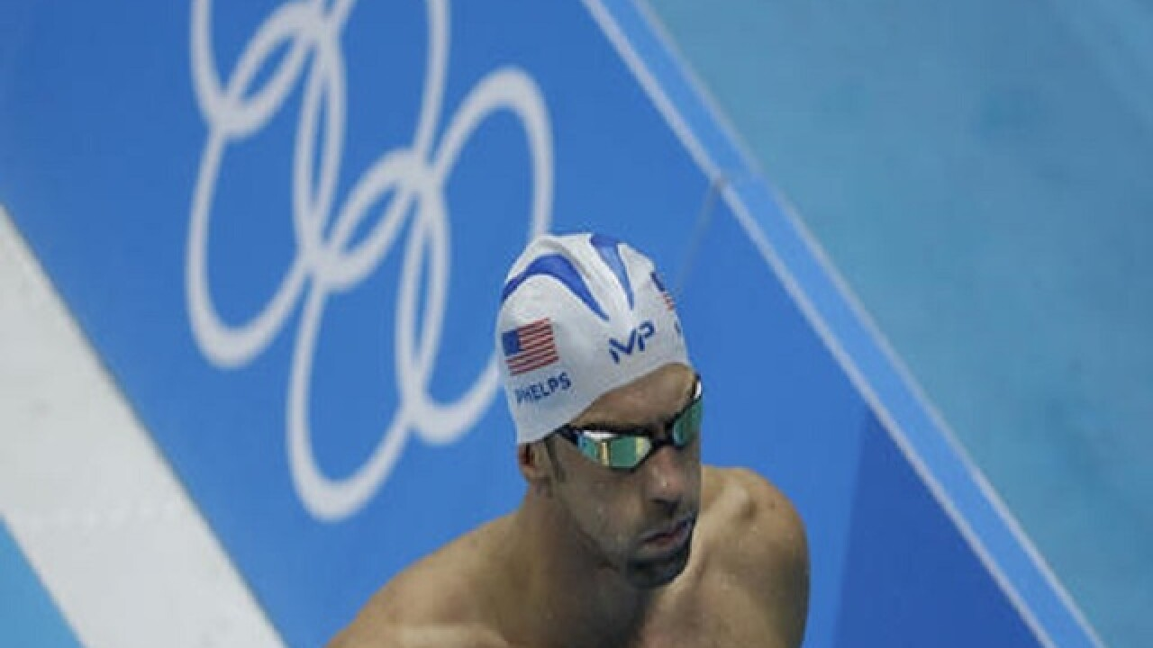 Phelps to carry US flag during Olympic opening in Rio