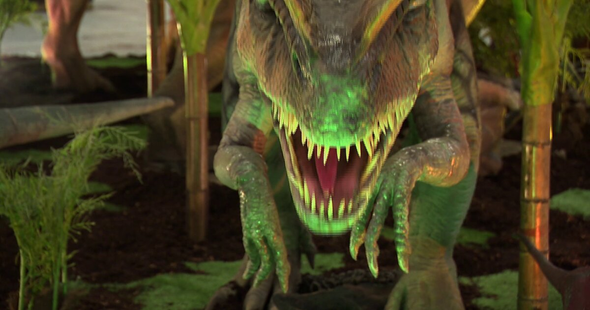 Dinosaurs By The Dozens Come To The Tri-state; How You Can