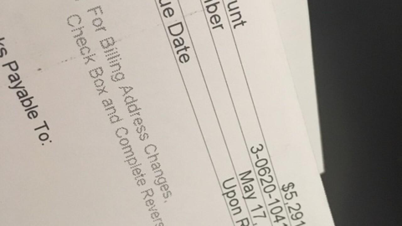 Vegas woman owes $5K to Republic Services