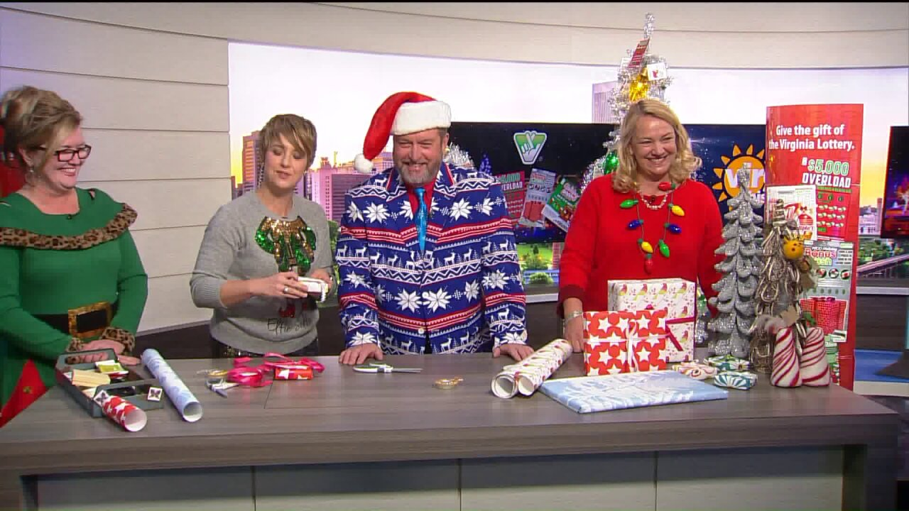 Tips on GiftWrapping