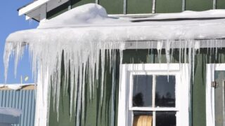 Meteorologist Explains Why You Shouldn't Eat Icicles From Your Roof