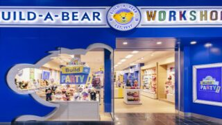 Build-A-Bear Has A New Coconut Caramel Girl Scout Cookie Bear