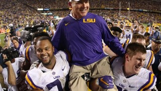 Report: KU finalizing deal to hire Les Miles as new football coach