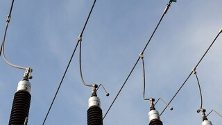 I-70 closed west of I-695 temporarily due to downed high-voltage power lines