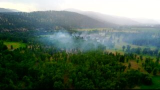 Officials watching for new wildfires following Western MT lightning storms