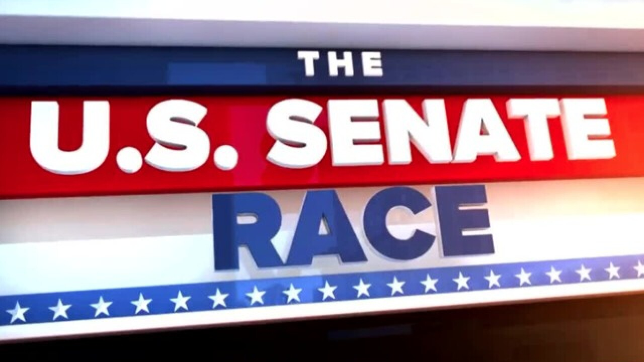 Decision 2018: Who do you think won the GOP Senate Debate?