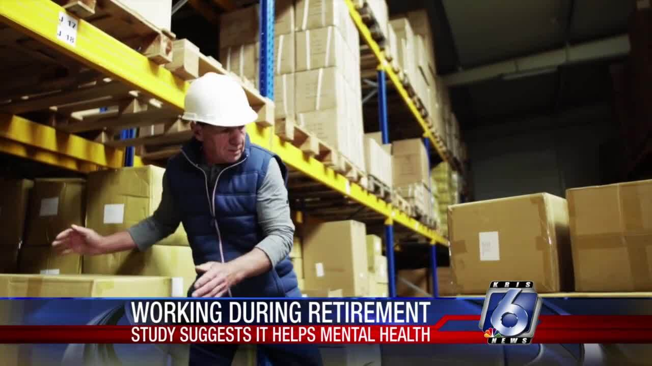 Many don't expect to quit working during retirement