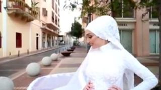 Beirut bride
