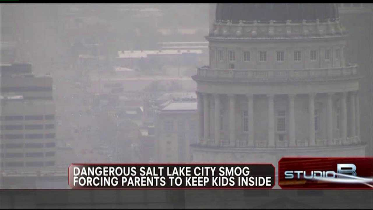 Media attention on Utah's 'toxic fog' is bad news
