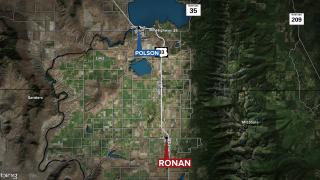Ronan Shots Fired Map