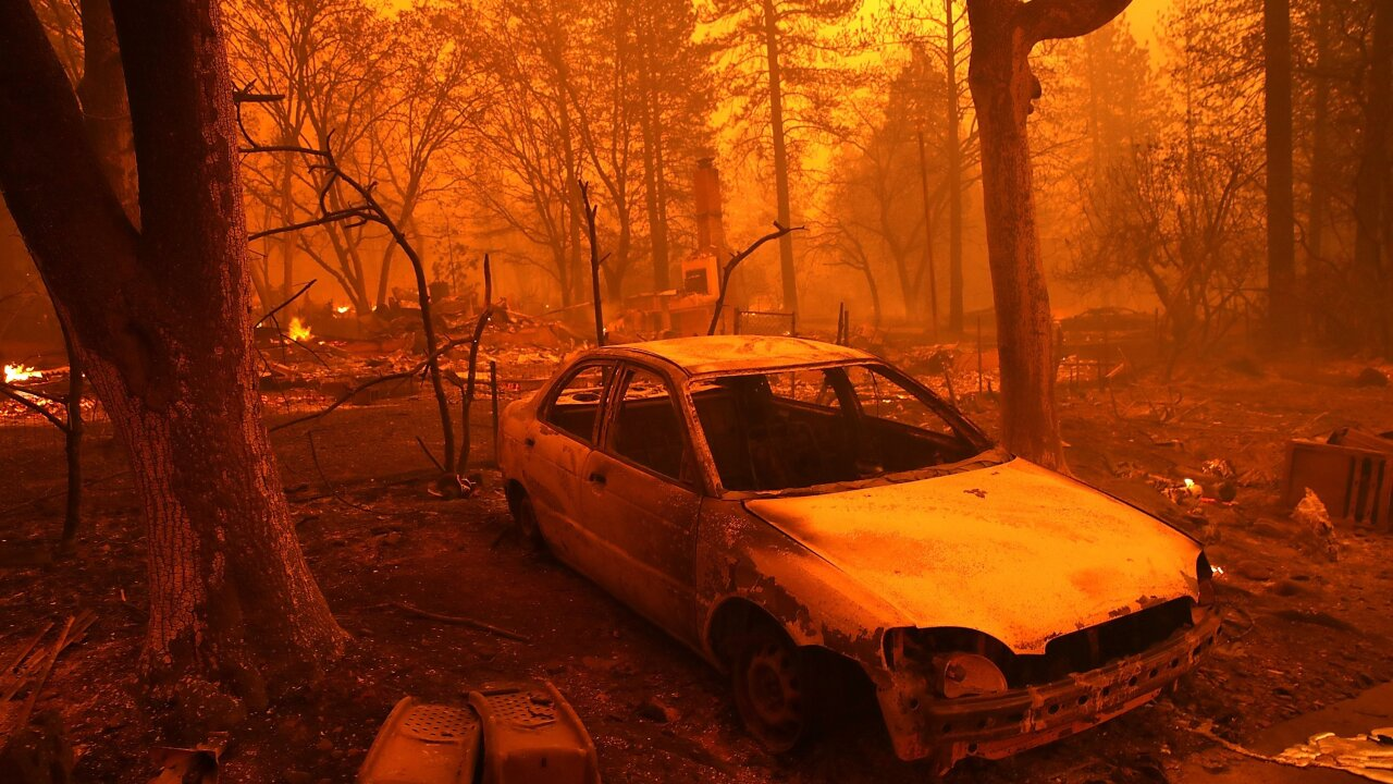 Millions in California could have power shut off due to fire