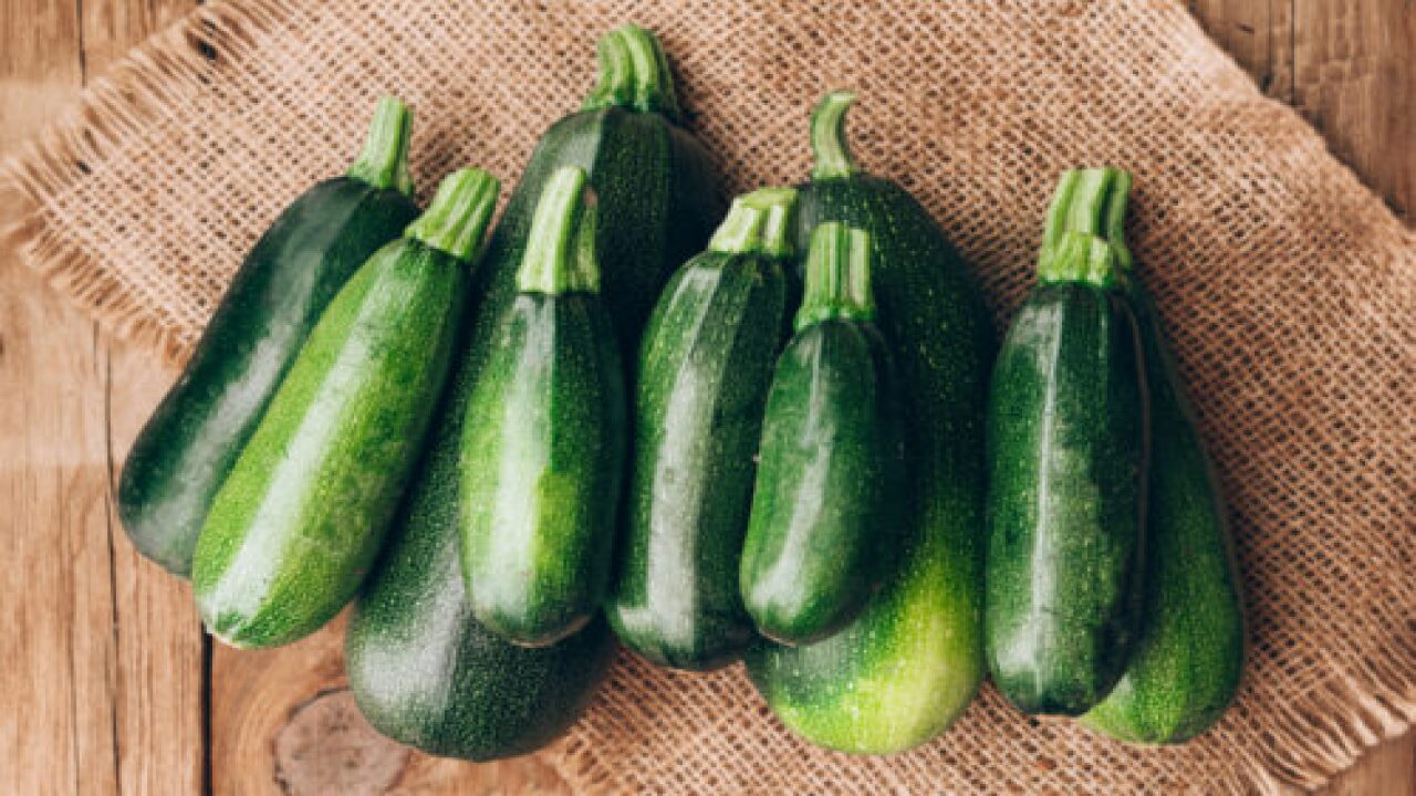 How To Freeze All That Extra Zucchini From Your Garden