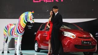 China's Chery Riich M1
