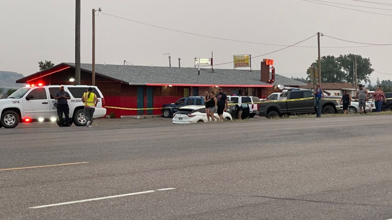 Emergency crews respond to incident at Vaughn bar