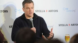 Matt Damon vows to 'close my mouth for a while' after backlash to his #MeToo comments