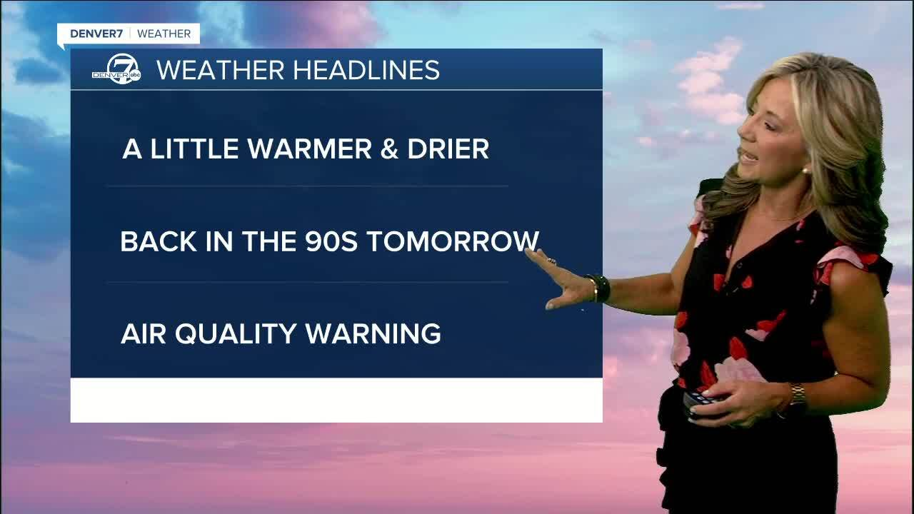 July 15 2021 5:15am forecast