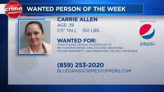 Crime Stoppers Most Wanted Person Of The Week: January 30, 2019
