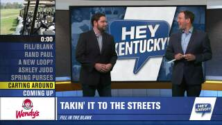 """Hey Kentucky! featuring Drew Franklin!!!"" (Wednesday's Full Episode)"