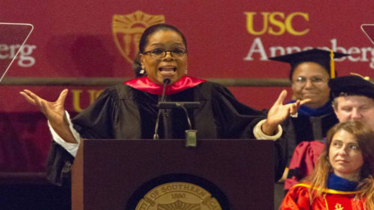 Facebook Is Hosting A Virtual Graduation Ceremony And Oprah Is The Commencement Speaker