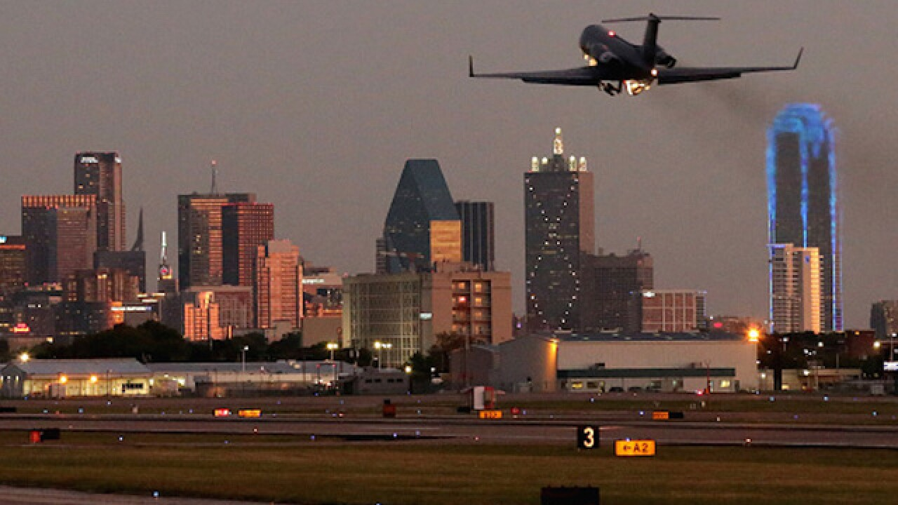 False alarm forces evacuation of Dallas airport