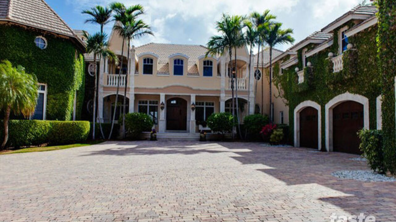 See inside a Delray mansion going up for auction with a minimum bid of $17 million