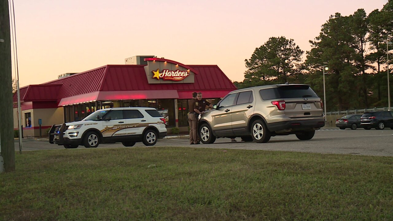 Police investigating after Hardees gunpoint robbery