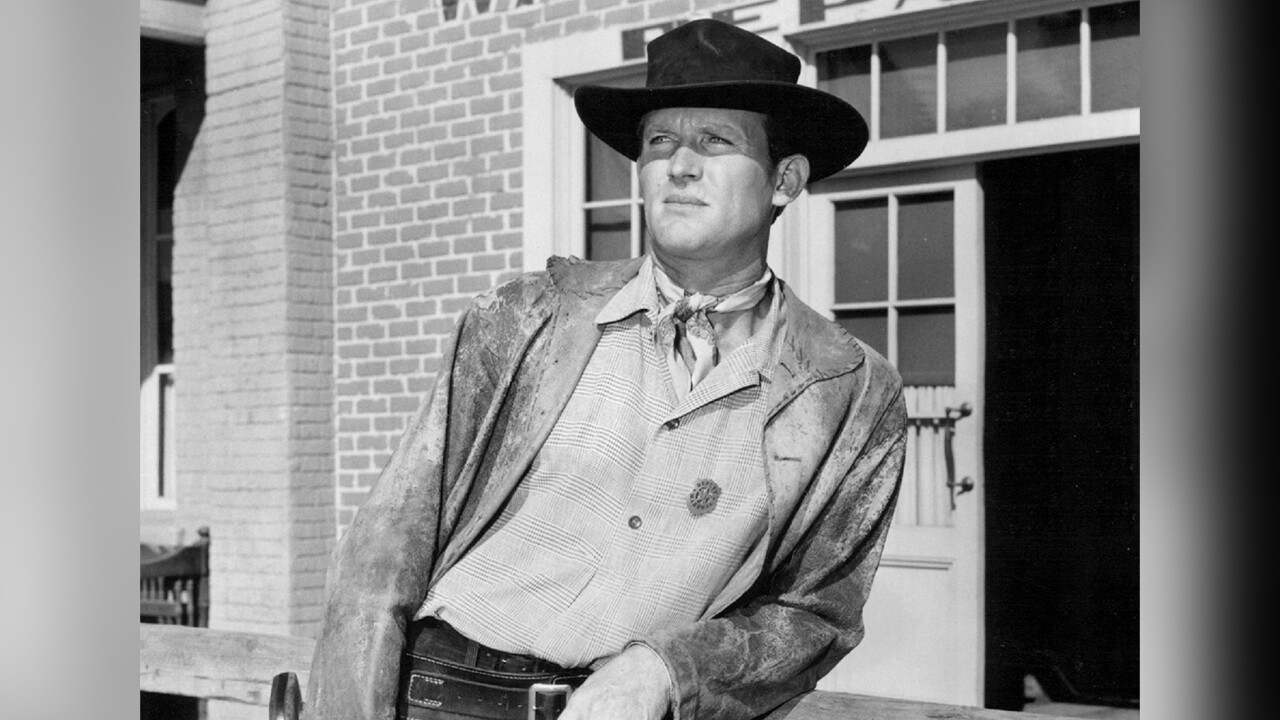 Actor Don Collier in 1960