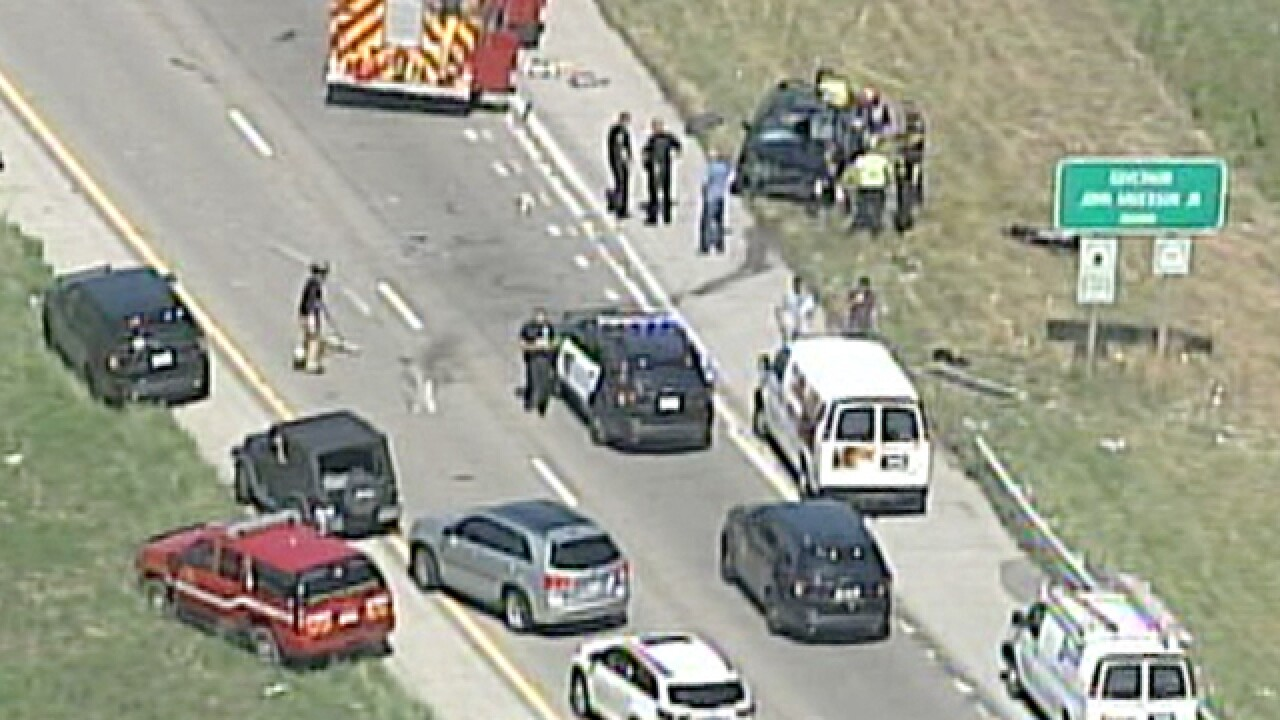 Lenexa teen dies in Thursday morning crash
