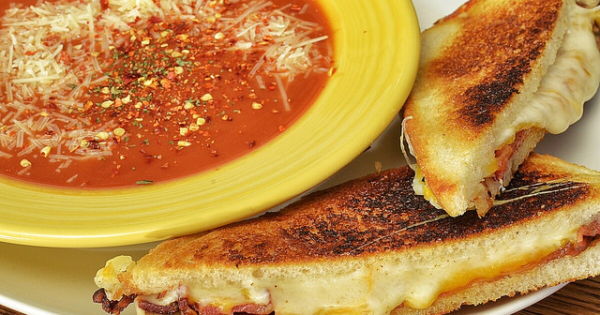 Celebrate Grilled Cheese Day   2019