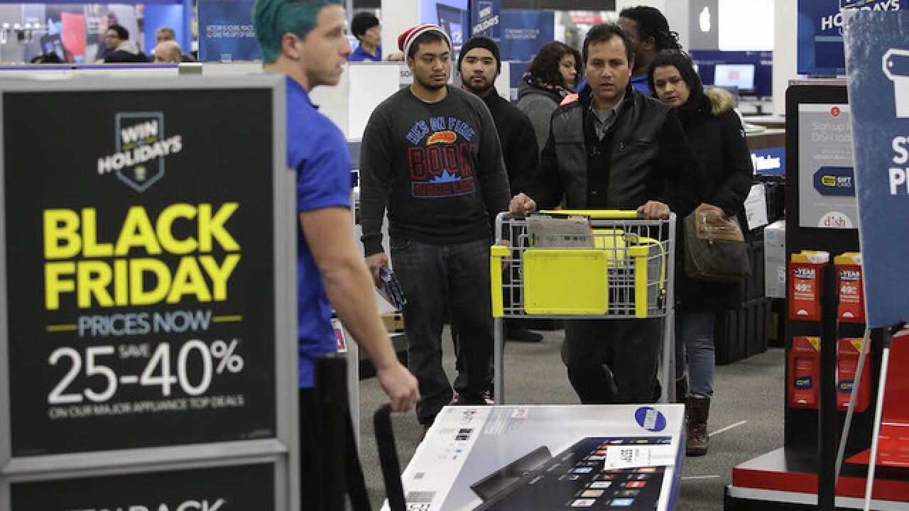 Black Friday predictions are already starting