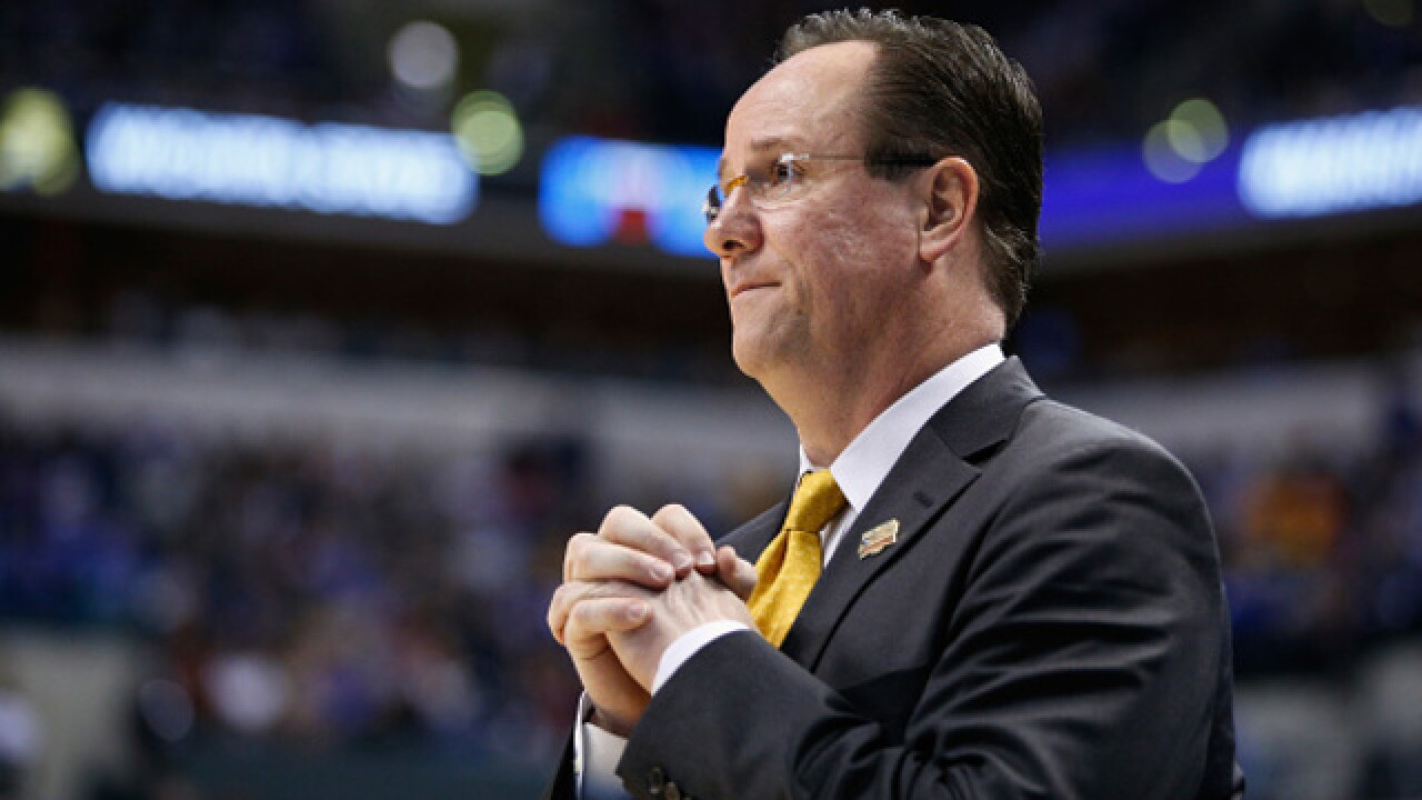 Wichita State downs Tulsa 90-71 in match-up of old Missouri Valley foes