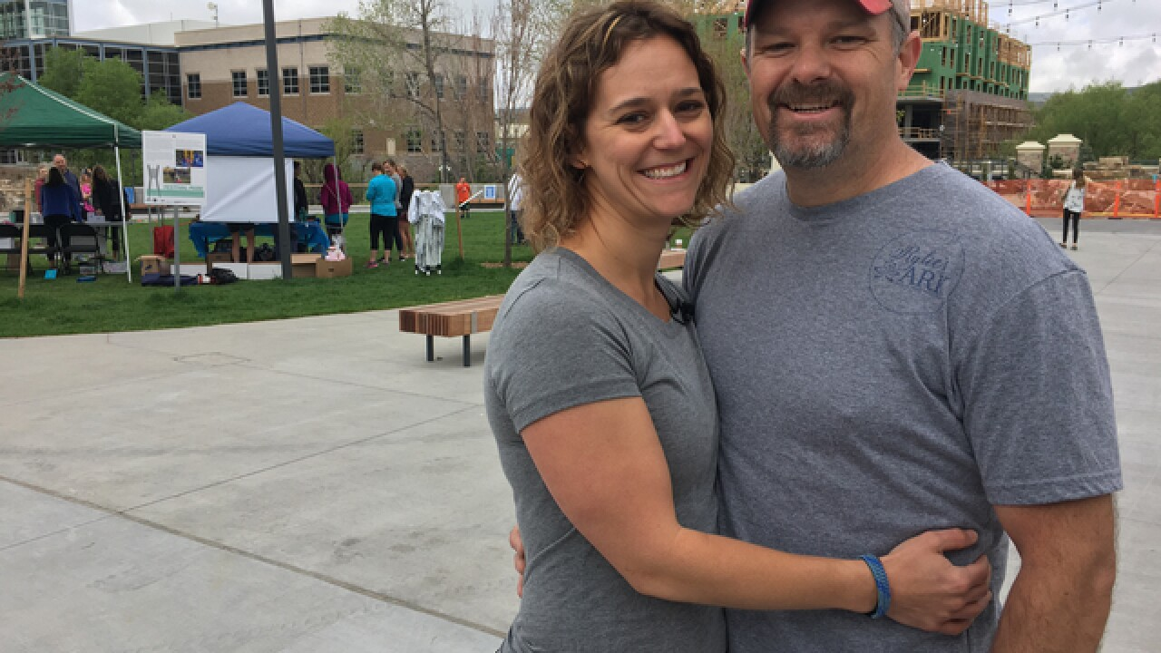 Community runs to remember Rylie Guentensberger