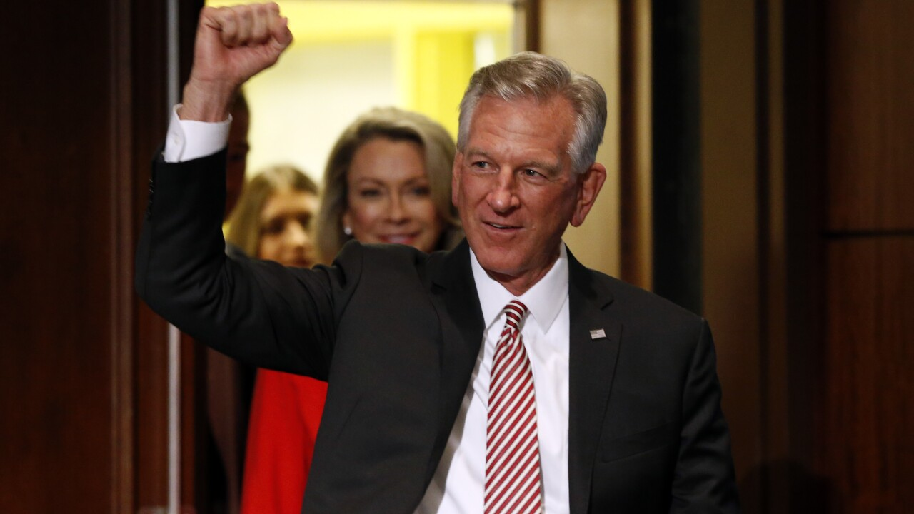 Republican Tommy Tuberville defeats Doug Jones, flips Alabama Senate seat