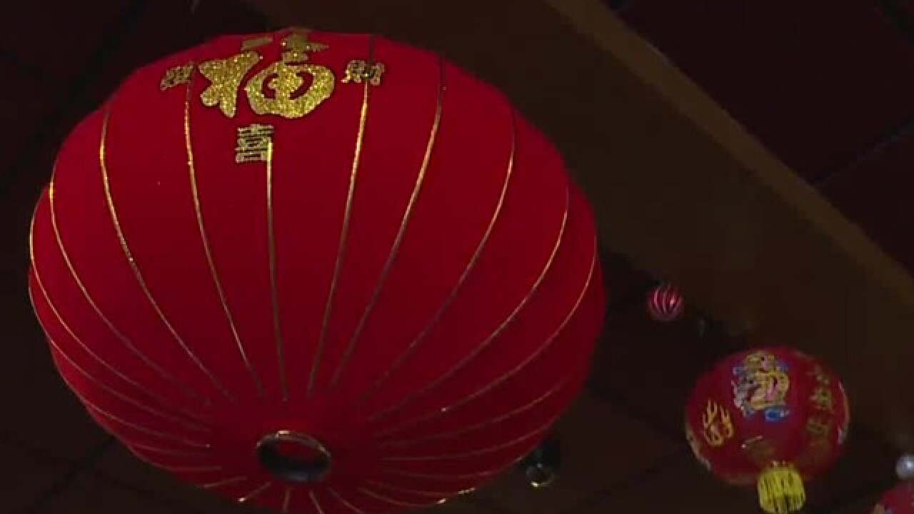 Lunar New Year brings big business to Las Vegas