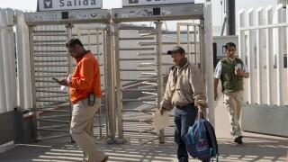 US Mexico Asylum AP Photo
