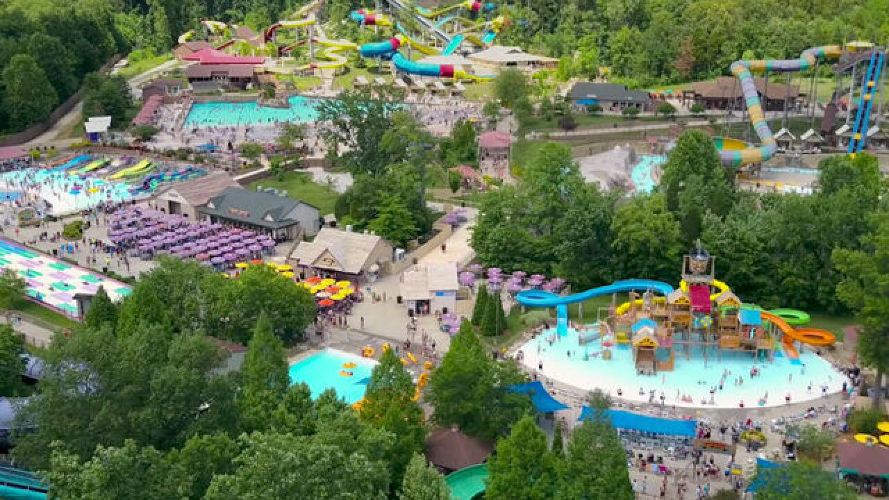 Ind. water park named one of America's best