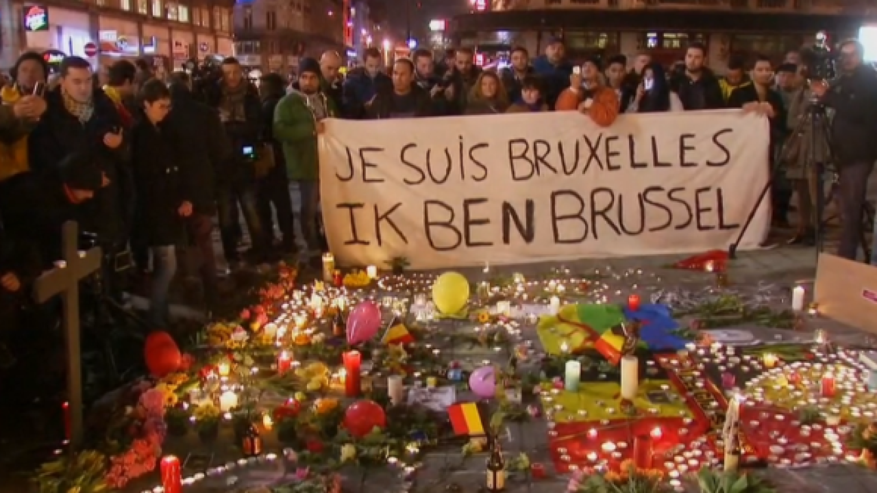 PHOTOS: Terror attack in Brussels