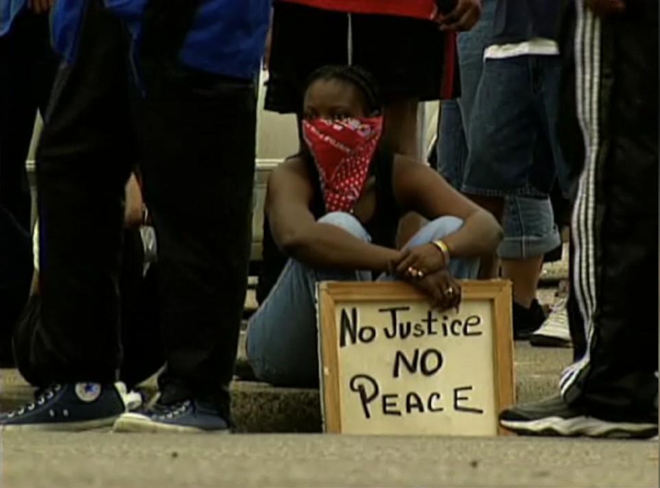 2001 unrest no justice no peace.PNG