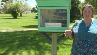 """Great Falls woman wants to create """"little free food pantries"""""""