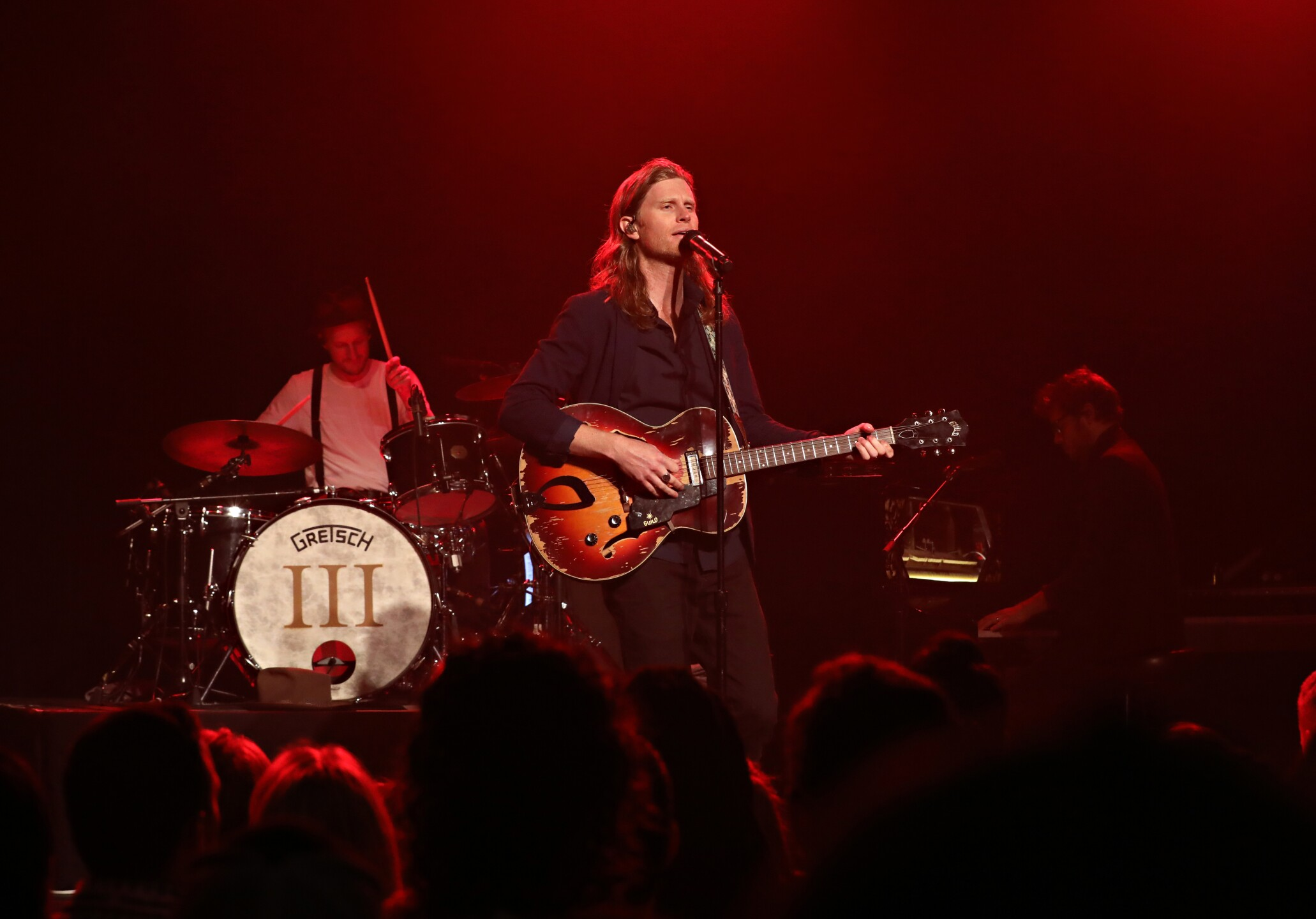 The Lumineers Perform Exclusive Concert For SiriusXM At Music Hall Of Williamsburg In Brooklyn, NY