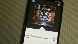 The Who The Night That Changed Rock Podcast