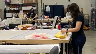 Animatronics studio making medical gear.jpg