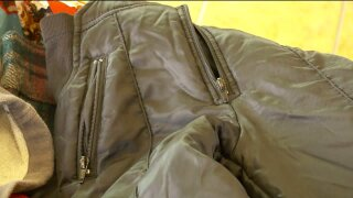 Donate your old coat to help someone stay warm this Winter