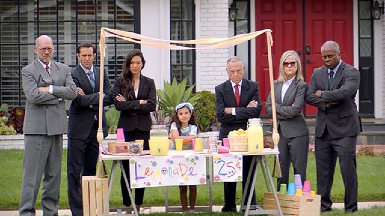 Country Time Lemonade to help pay fines, permit fees for kids' lemonade stands