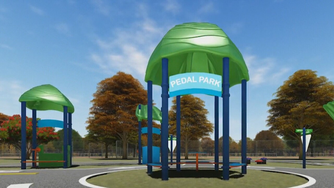 Gallatin Building All-Inclusive Playground