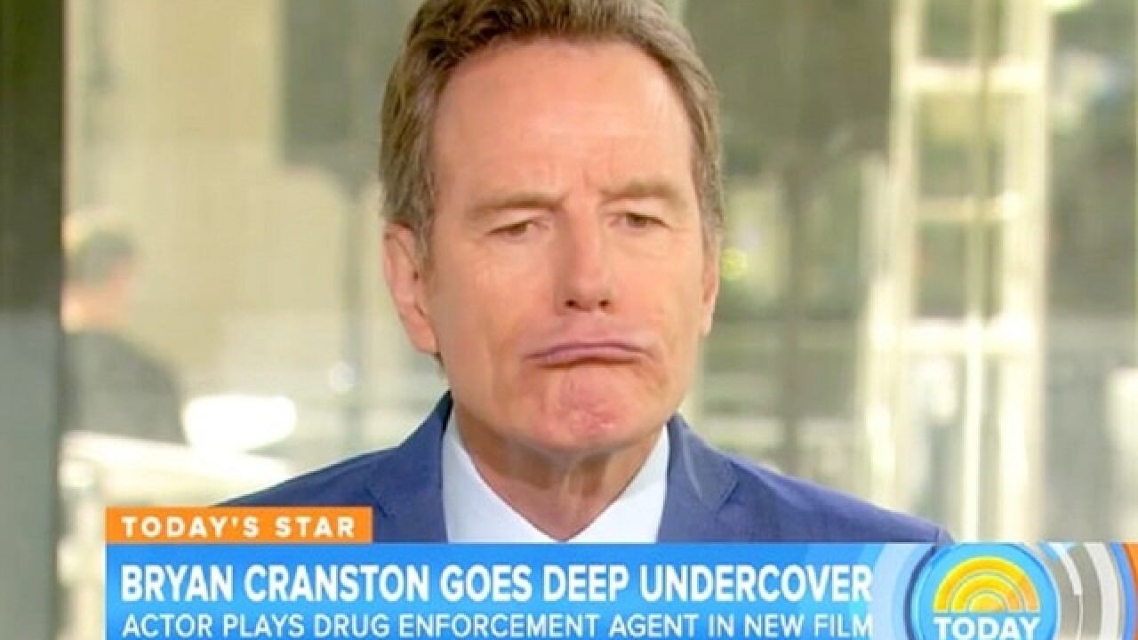 WATCH: Bryan Cranston nails impersonation of Donald Trump
