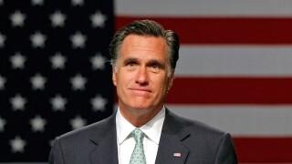 Clinton, Romney campaign chiefs team up