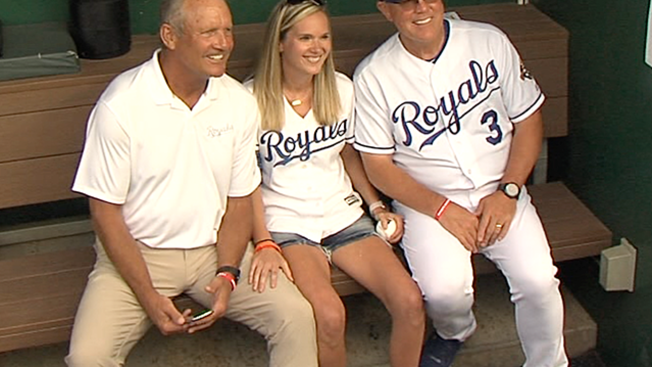 Diagnosed with ALS, KCPD officer forges ahead
