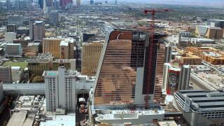 Circa Resort & Casino construction