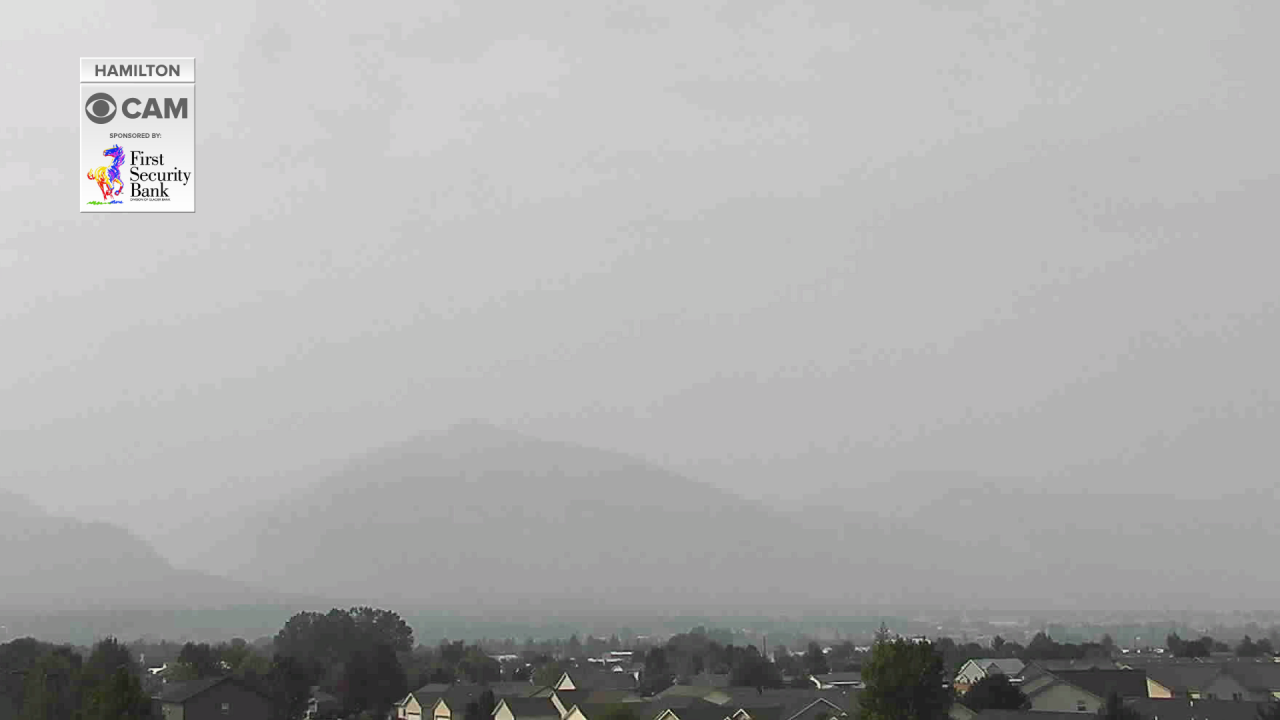 Smoky skies move into Western Montana again to end the week